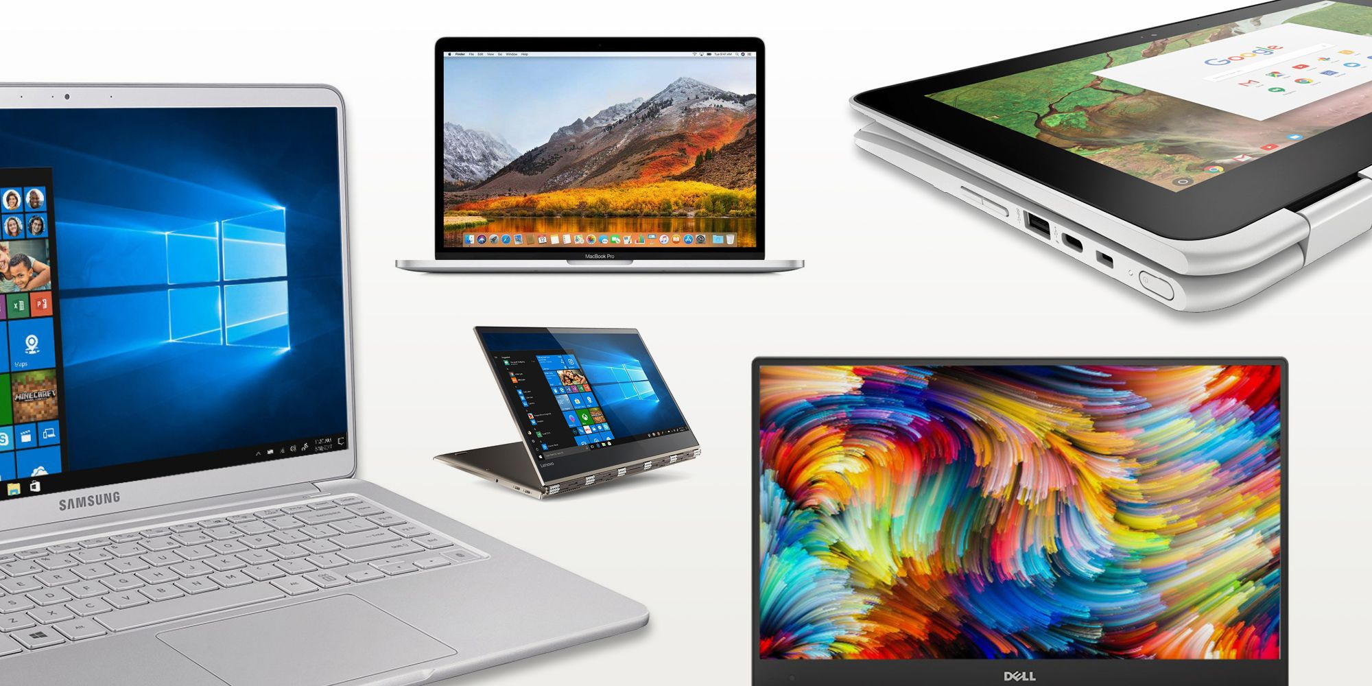 Best Laptops of the Year