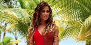 Lara Álvarez en 'Supervivientes'