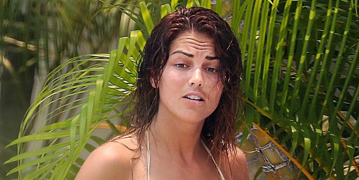 0654c9aa8b Lara Álvarez presume de cuerpazo en Honduras