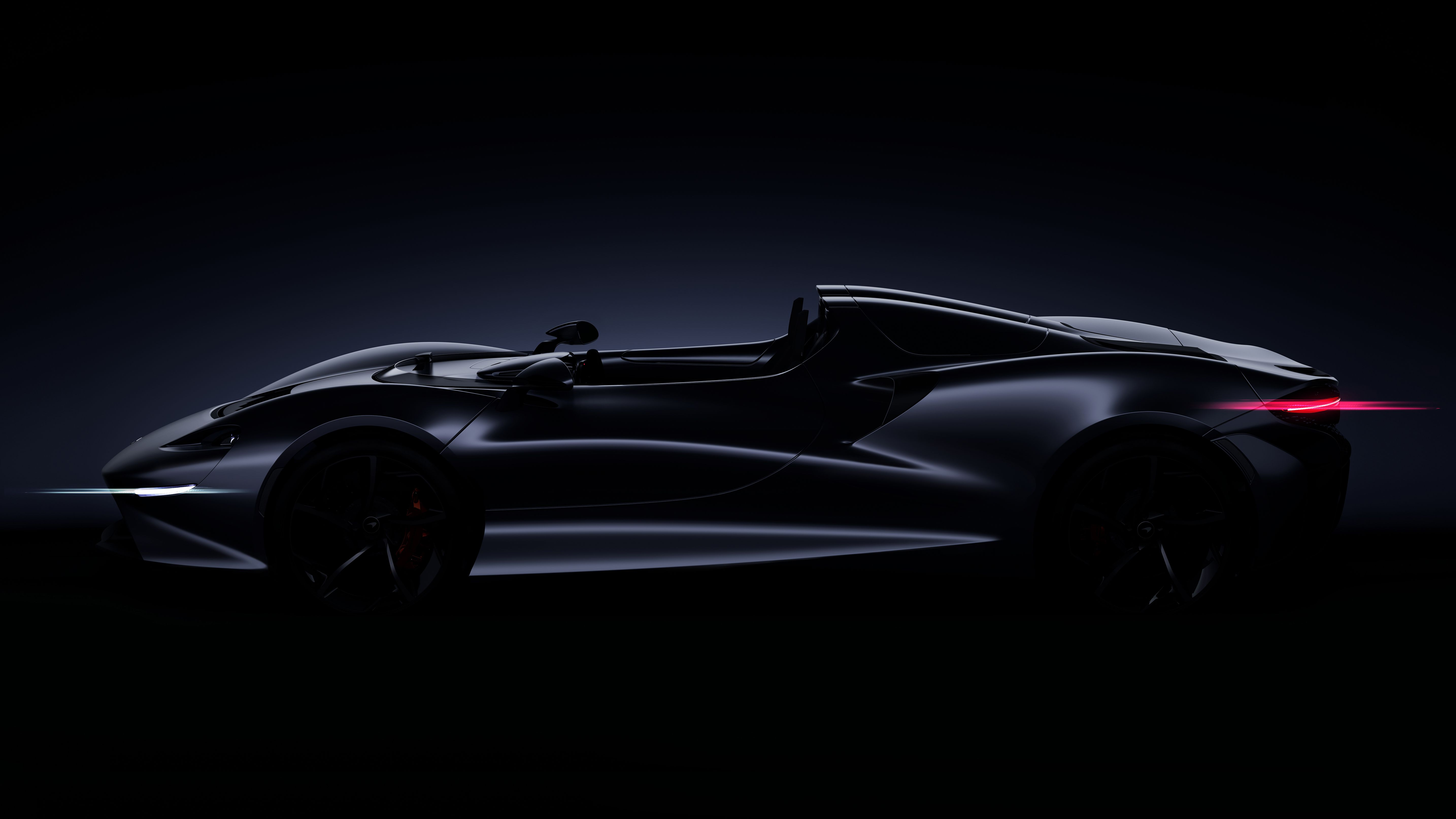 McLaren Will Build a Roadster That Appears to Have No Windshield