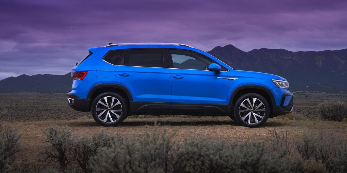 The Volkswagen Taos Is the Golf Replacement America Wants