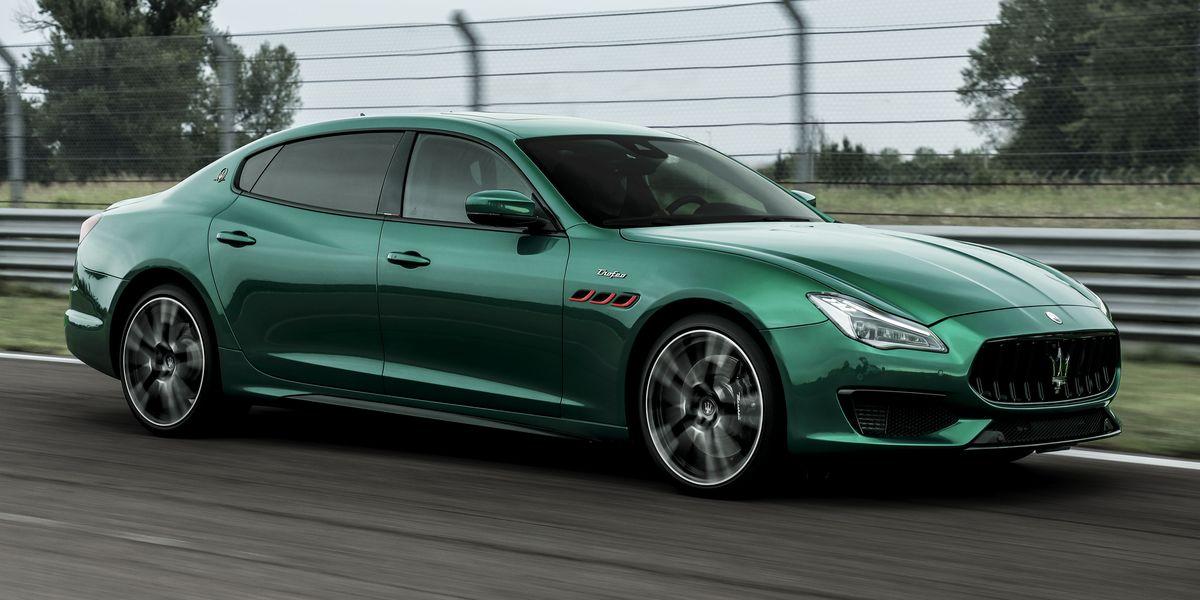 Maserati Ghibli And Quattroporte Trofeo Revealed V 8 Maseratis