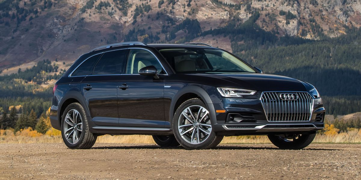 2019 Audi A4 Allroad Review, Pricing, and Specs