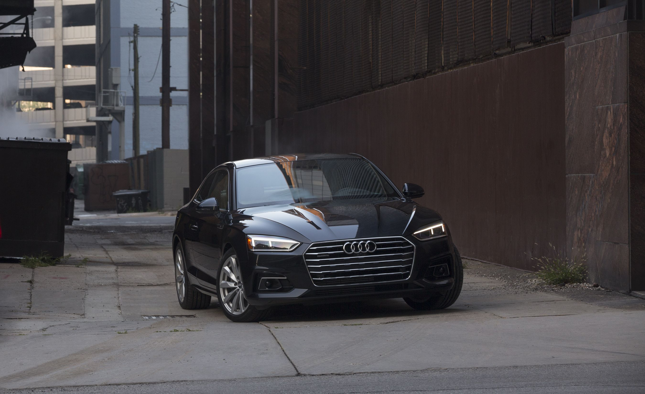 8. Audi A5 Keen on the excellence of Audi's A5 Sportback or A4 sedan, but want it in a less practical two-door package? The A5 coupe and A5 convertible are your choices.