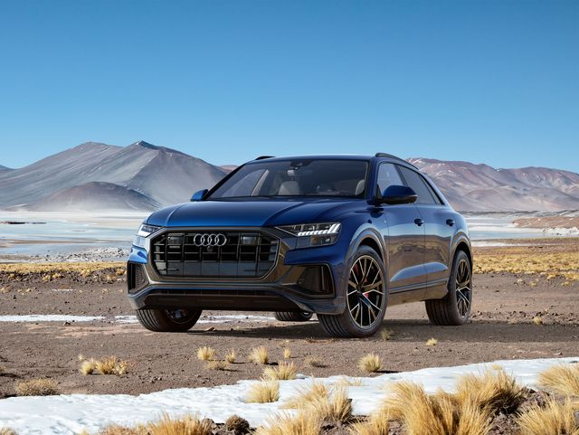 2019 Audi Q8 Review Pricing And Specs