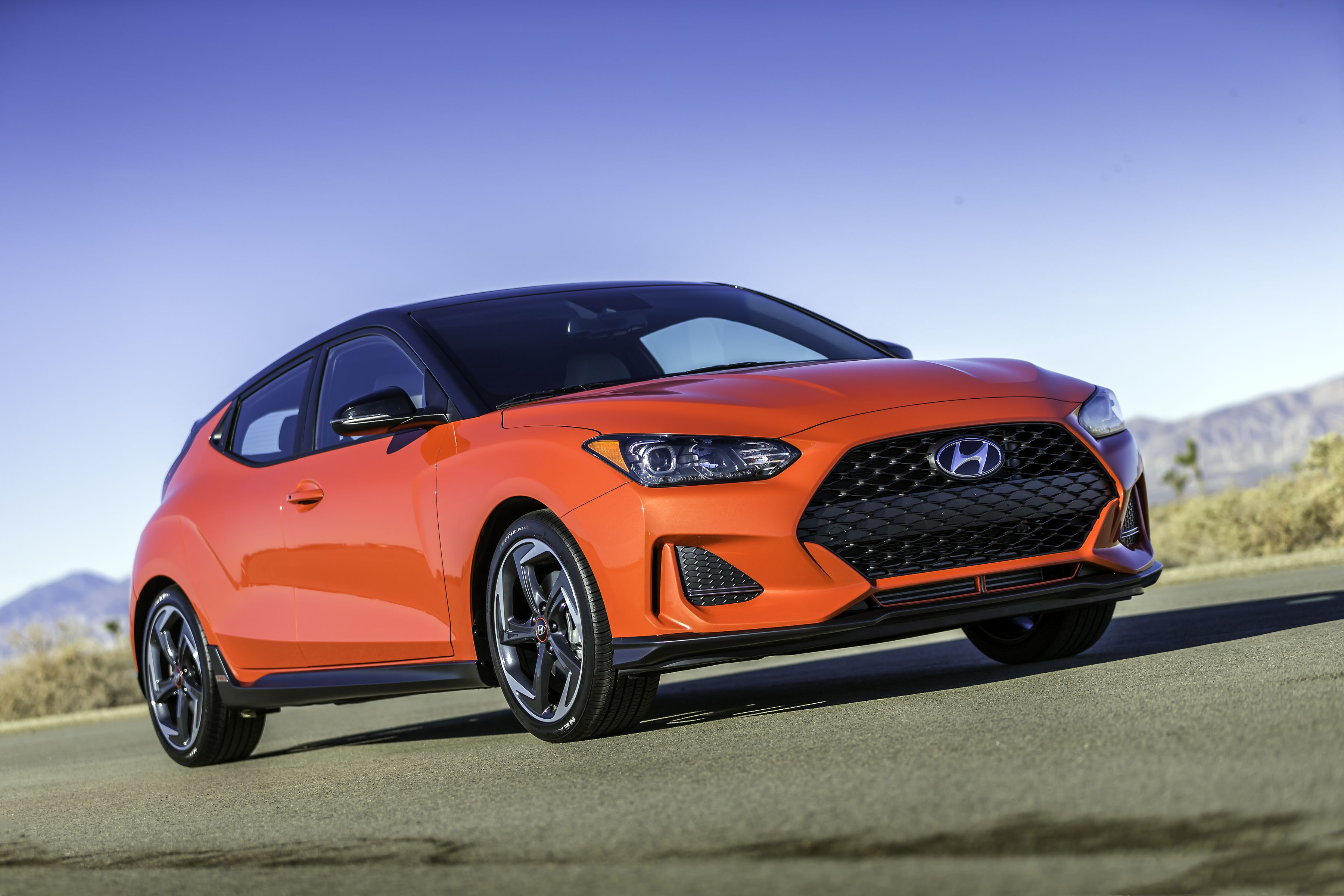 2019 Hyundai Veloster Makes Its Debut In Detroit New Veloster 2019 Photos Specs And Info