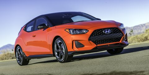 2019 Hyundai Veloster And Turbo Here They Are