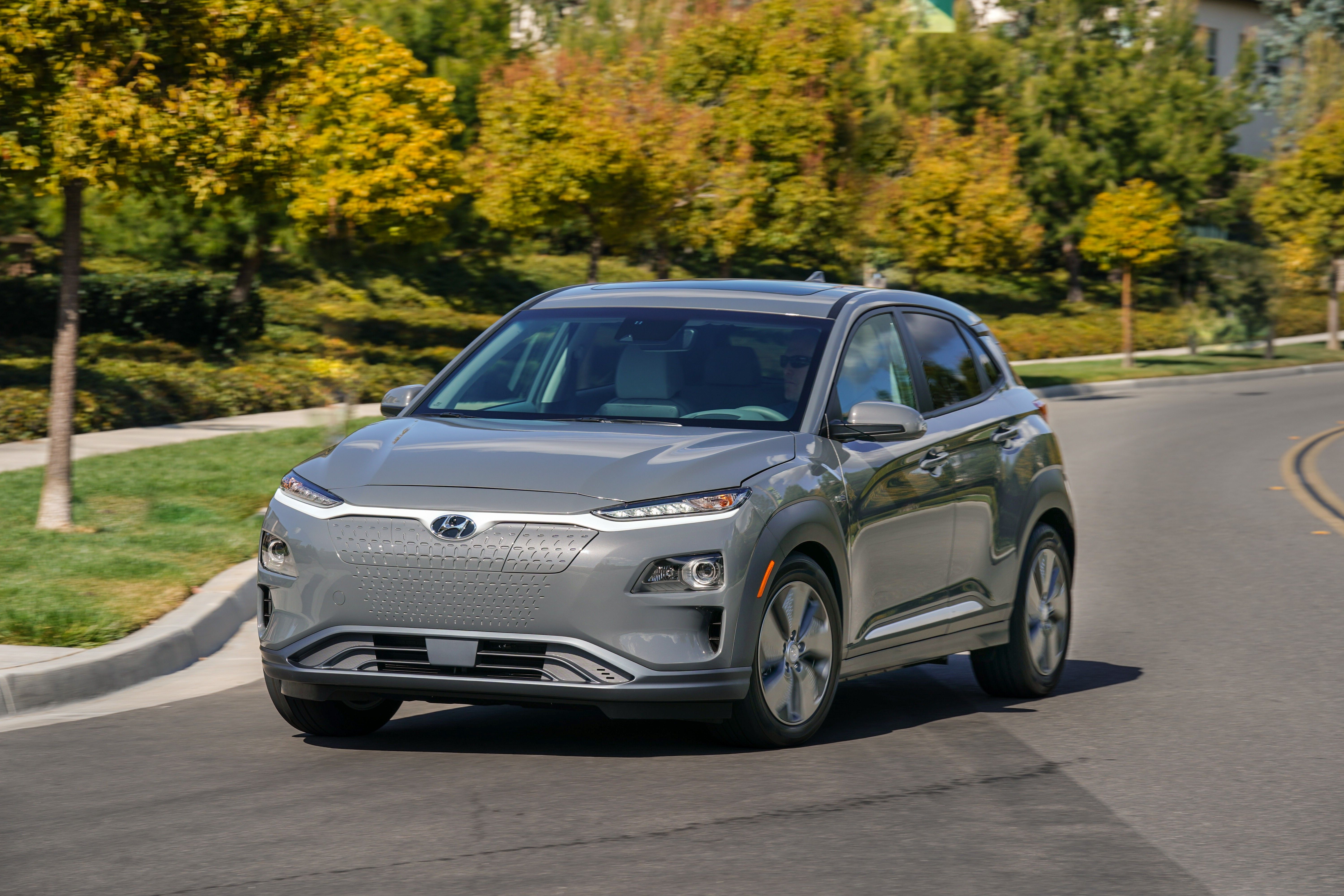 Five Evs We Re Fired Up For In 2019