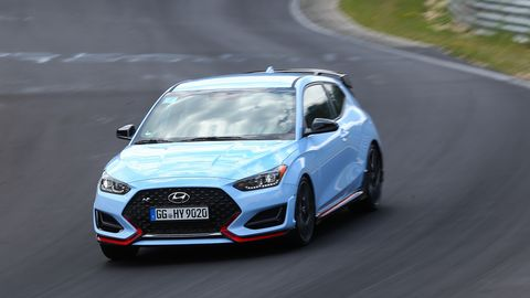 Hyundai Wants Young People To Enjoy Its Performance Cars