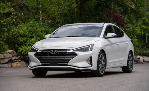 Hyundai Elantra Eco 35 Mpg