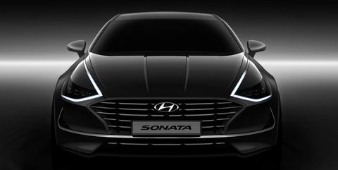 The Hyundai Sonata's Complete History Visualized, from 1986 to Today