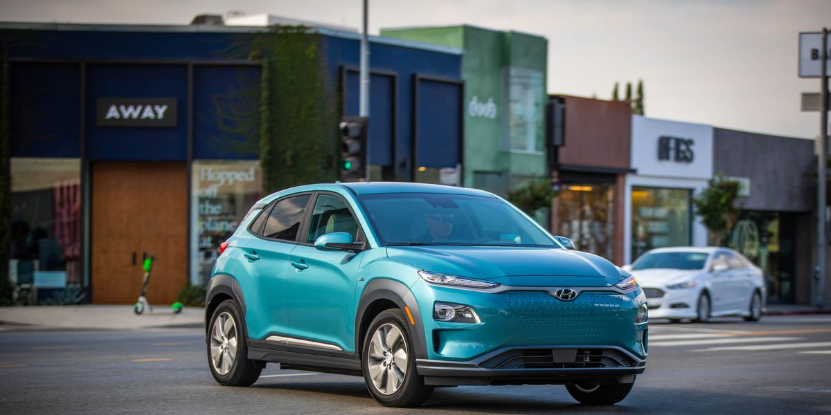 2020 Hyundai Kona Electric Review Pricing And Specs