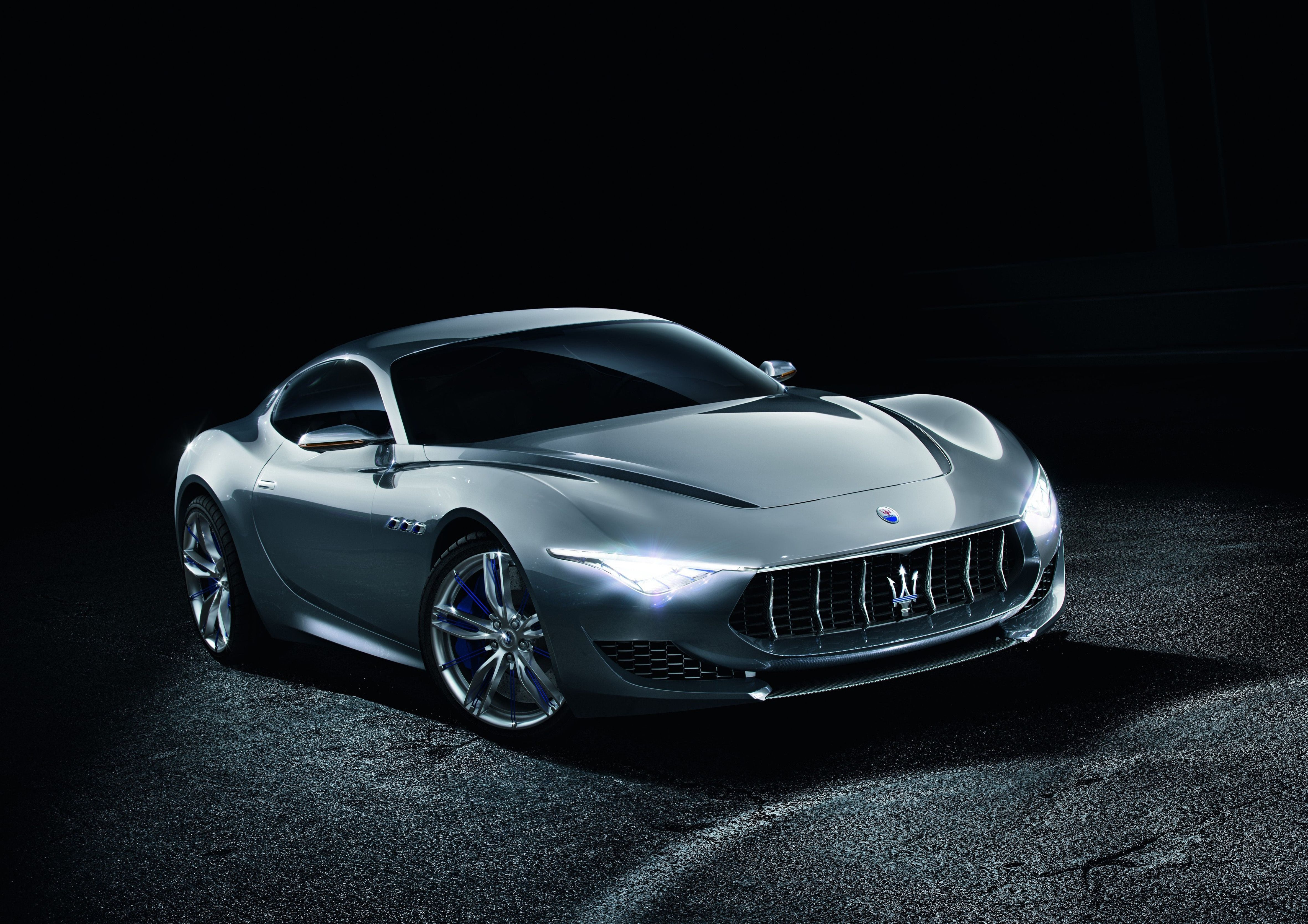Next Maserati GranTurismo Coming in 5 with Hybrid or Electric