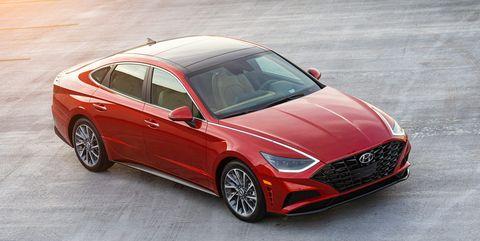 2020 Hyundai Sonata Starts at $24,330, Undercutting Honda ...