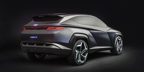 headlights and grille become one on hyundai vision t concept