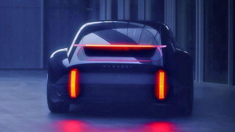 2020 Hyundai Prophecy sedan concept