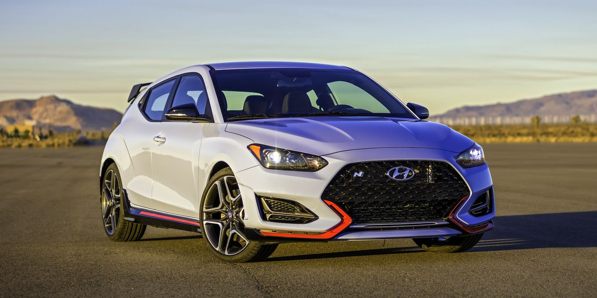 2021 Hyundai Veloster N Base Price Rises Nearly $5000