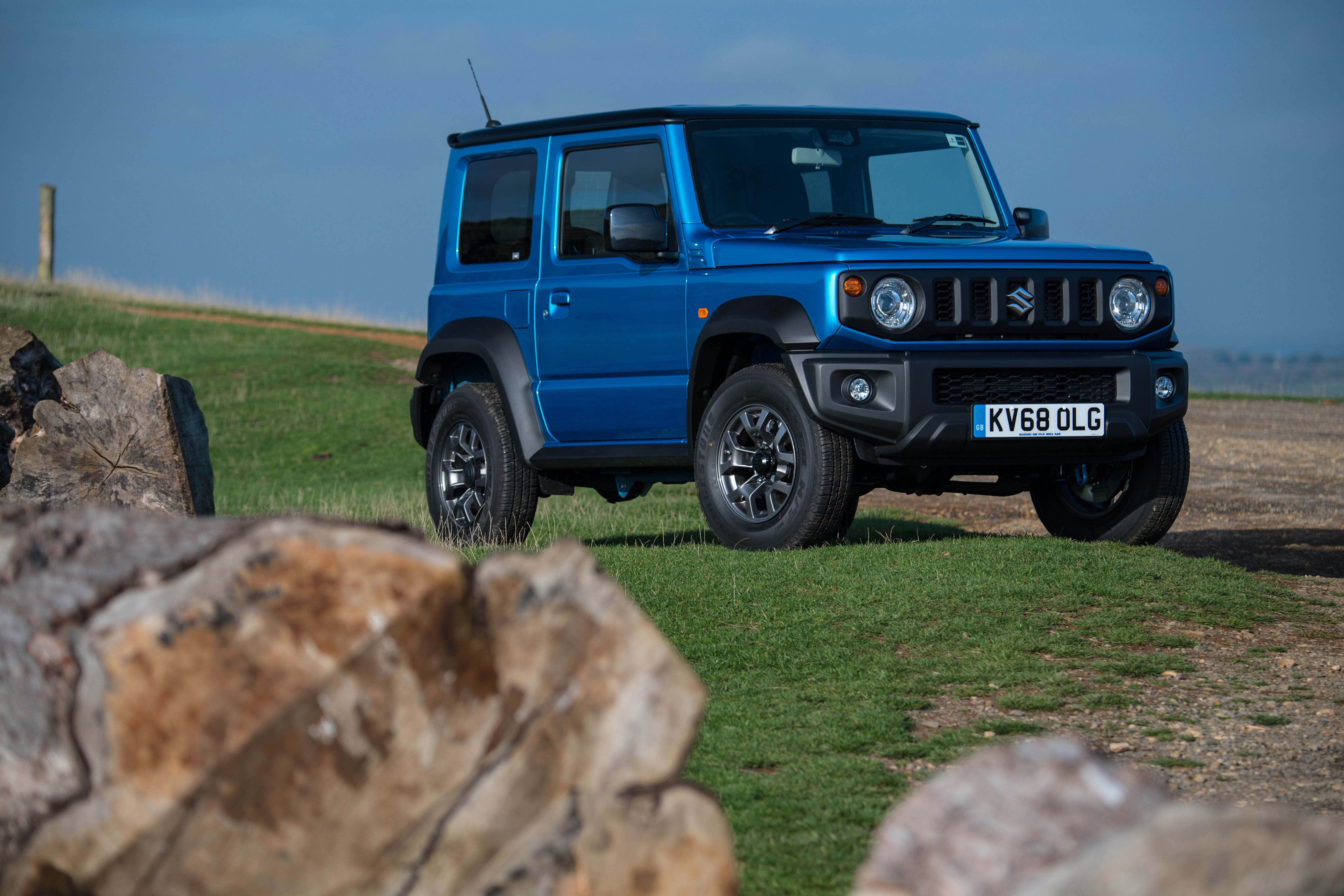 The Suzuki Jimny Is Objectively Terrible but Incredibly Charming