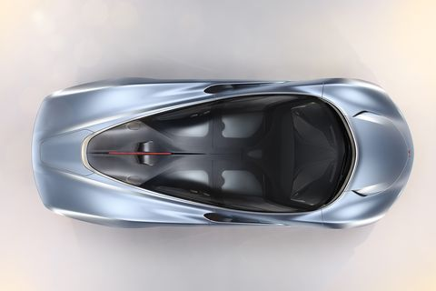 The McLaren Speedtail Was Inspired by Belly Tankers and Jet Planes