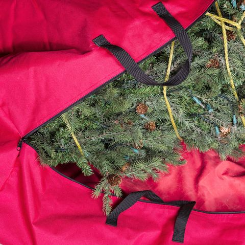 How To Store Artificial Christmas Trees