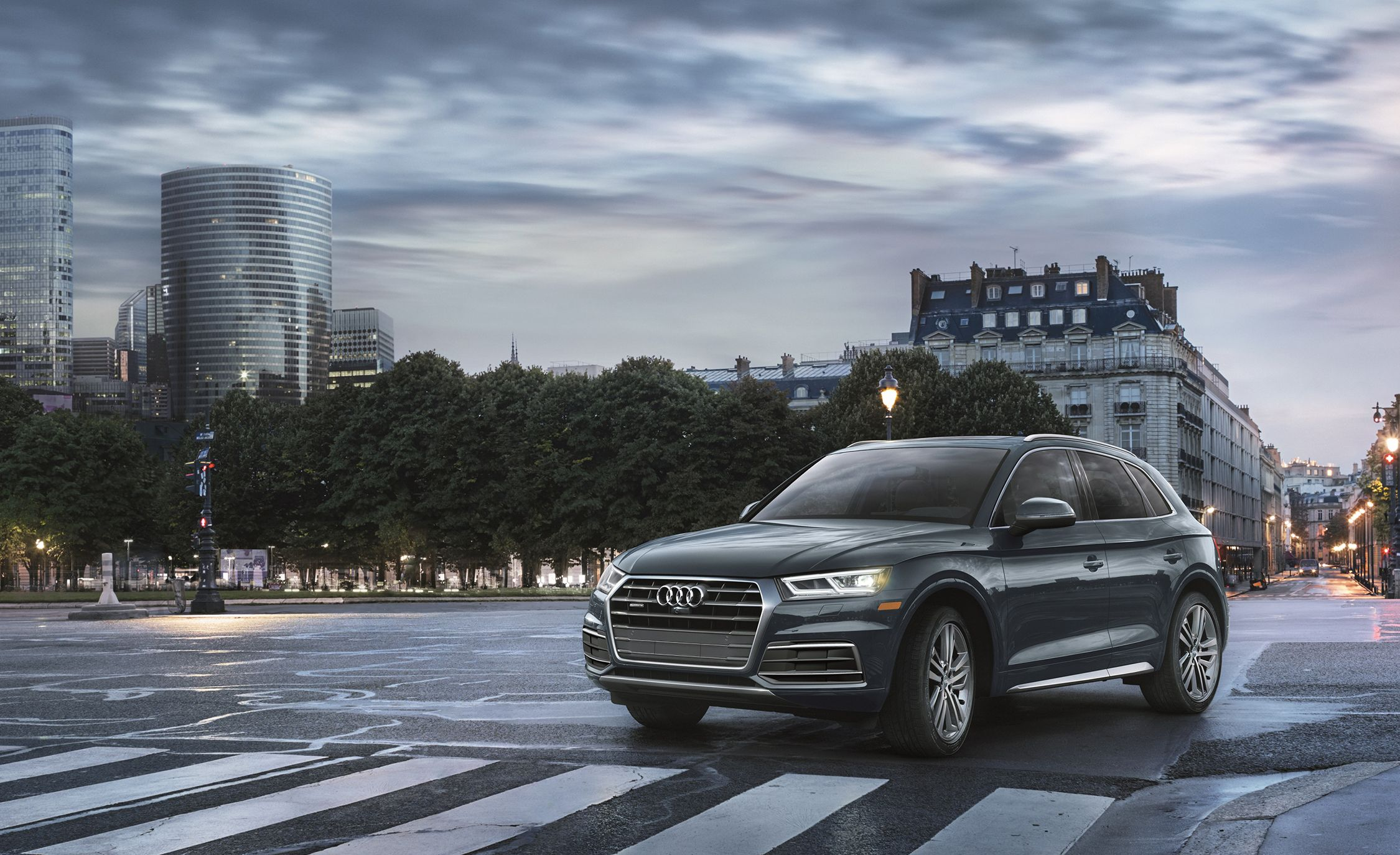 Audi S Subscription Service Lets You Access Five Models For 1395 Per Month