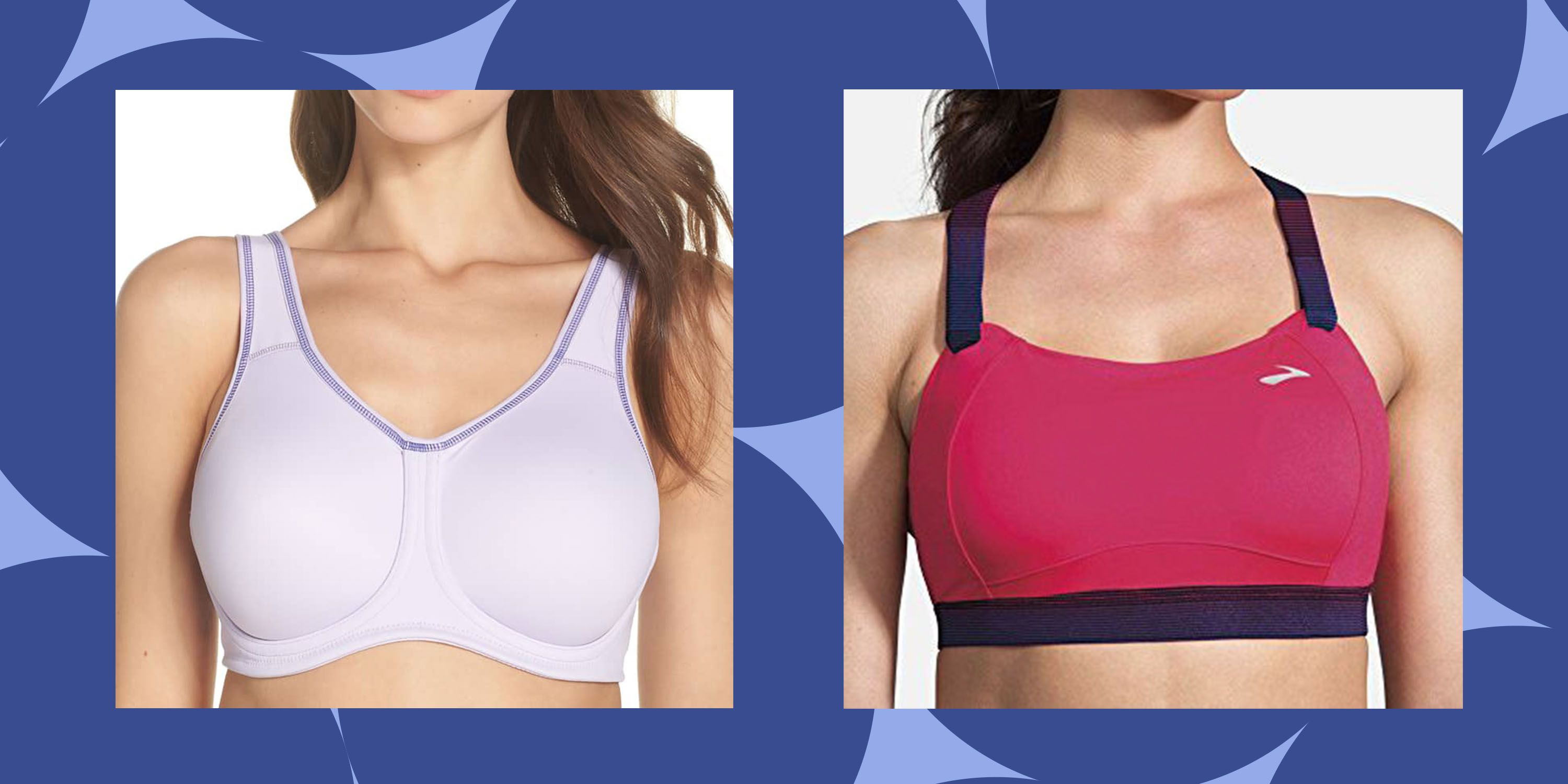 5bfa12ee1c 12 Best Sports Bras for Large Breasts - Supportive Sports Bras