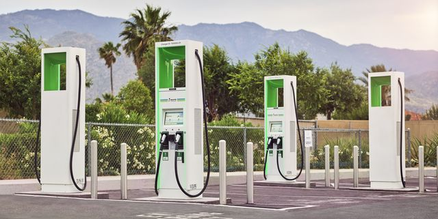 Electrify America to Charge by kWh, Not Minute, in Select States