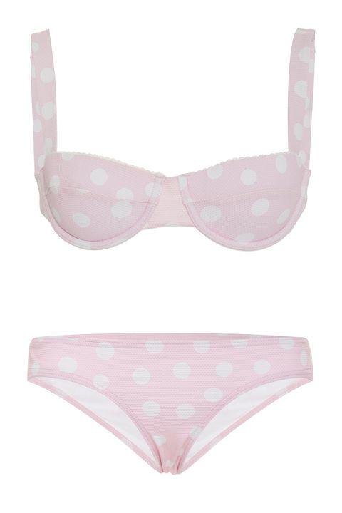 Ephemera polka dot bikini