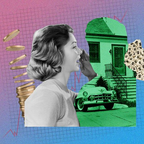 financing collage