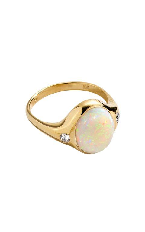 pamela love opal diamond ring
