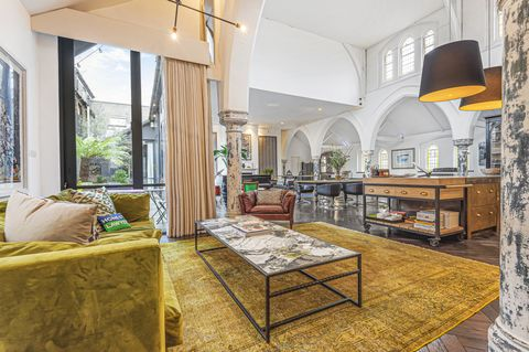 Large converted church for sale in London