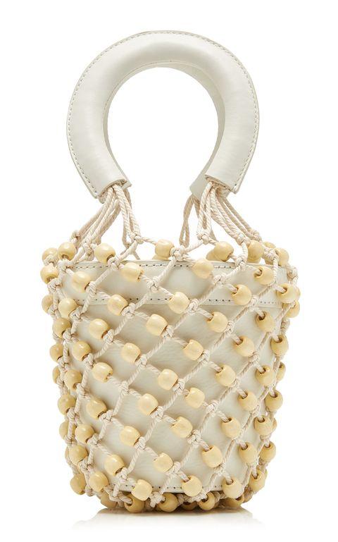 Staud-Moreau-Beaded-Mini-Leather-Bucket-Bag