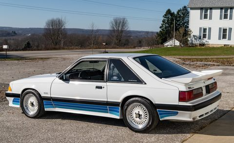 fox body mustangs at bring a trailer
