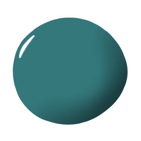 Best Teal Paint Colors