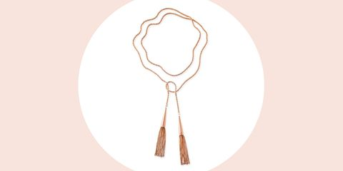 Kendra Scott Phara Tassel Lariat Necklace