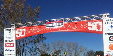 Larisa Dannis Wins 50 Mile Road Championship