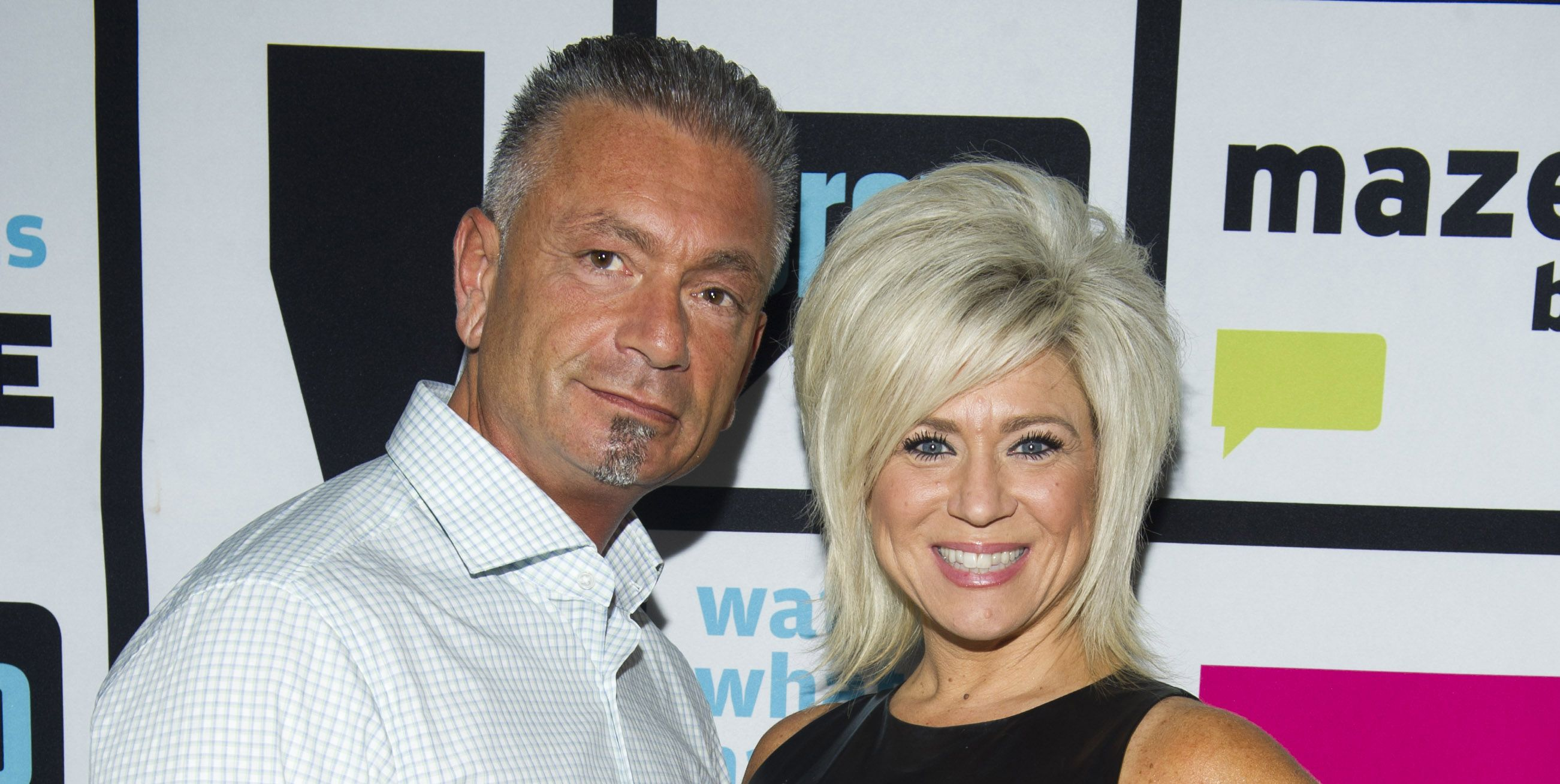 Larry Caputo and Theresa Caputo