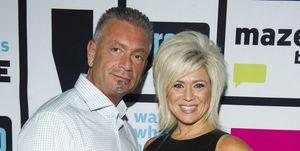 Larry Caputo and Theresa Caputo