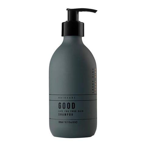 Larry King Shampoo Range