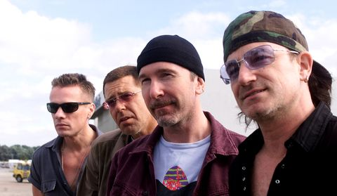 Best Irish Songs for St. Patrick's Day U2 Where The Streets Have No Name