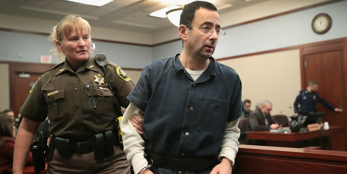 What Did Larry Nassar Do? - Timeline of His Crimes in 'Athlete A' Netflix Documentary - Esquire