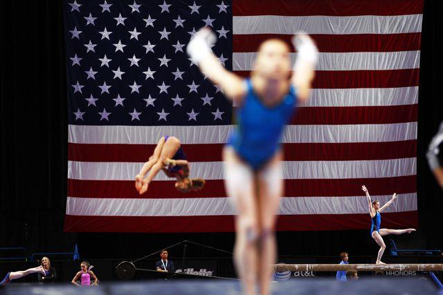 sports, tumbling, gymnastics, dancer, competition, balance beam, performance, choreography, performing arts, sport aerobics, artistic gymnastics,