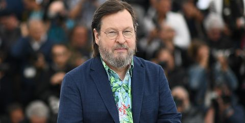 danish director lars von trier poses on may 14, 2018 during a photocall for the film the house that jack built at the 71st edition of the cannes film festival in cannes, southern france photo by anne christine poujoulat  afp        photo credit should read anne christine poujoulatafp via getty images