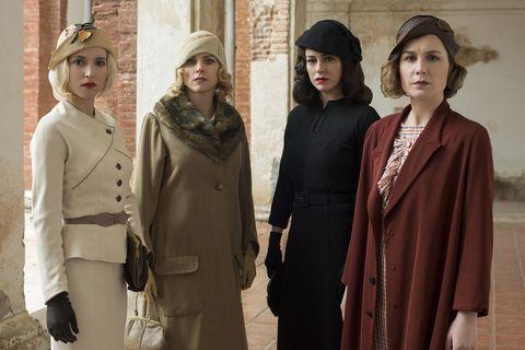 Habrá Cuarta Temporada De Las Chicas Del Cable Netflix Confirma
