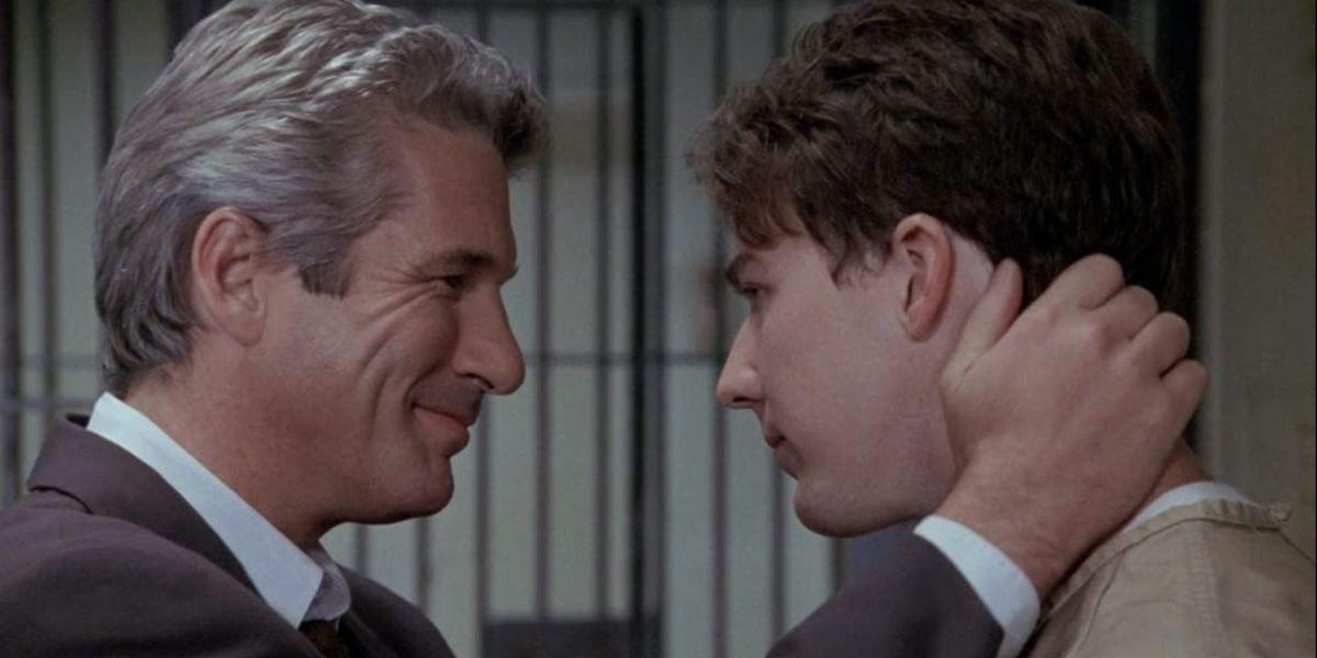 Richard Gere es el abogado de Edward Norton en 'Las dos caras de la verdad'