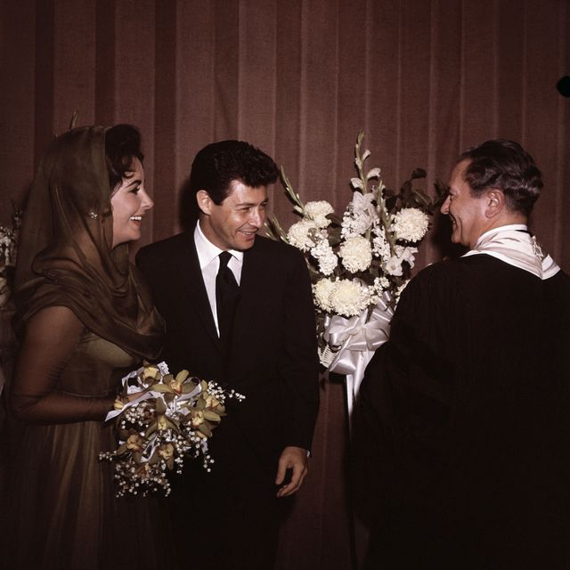 eddie fisher and liz taylor getting married