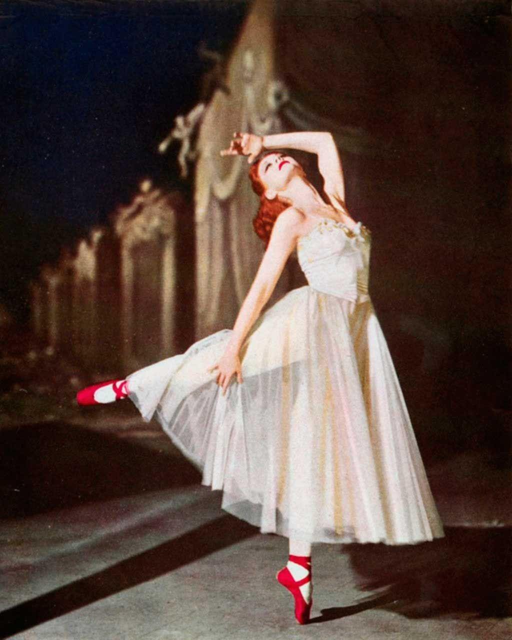 """""""Las zapatillas rojas"""""""