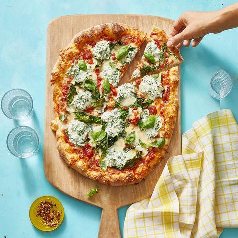 Lasagna-Style Pizza