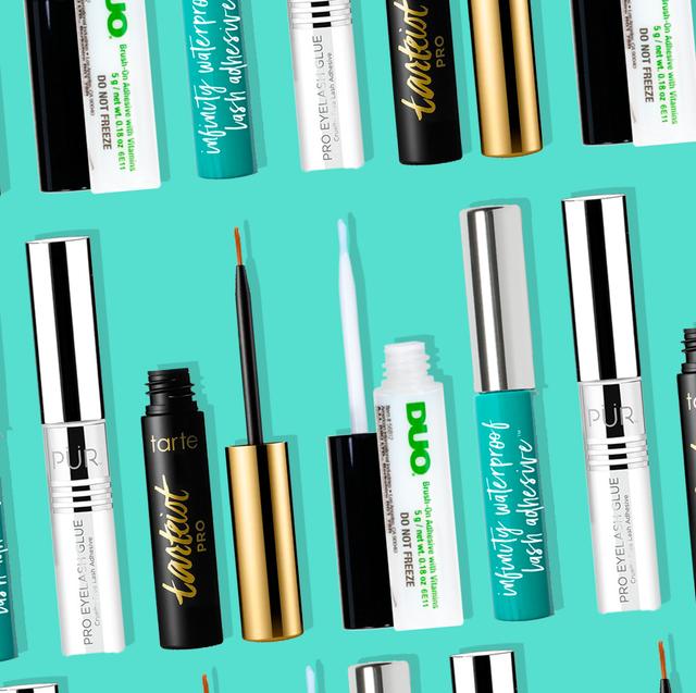 9 Best Eyelash Glues That Last for Weeks 2021