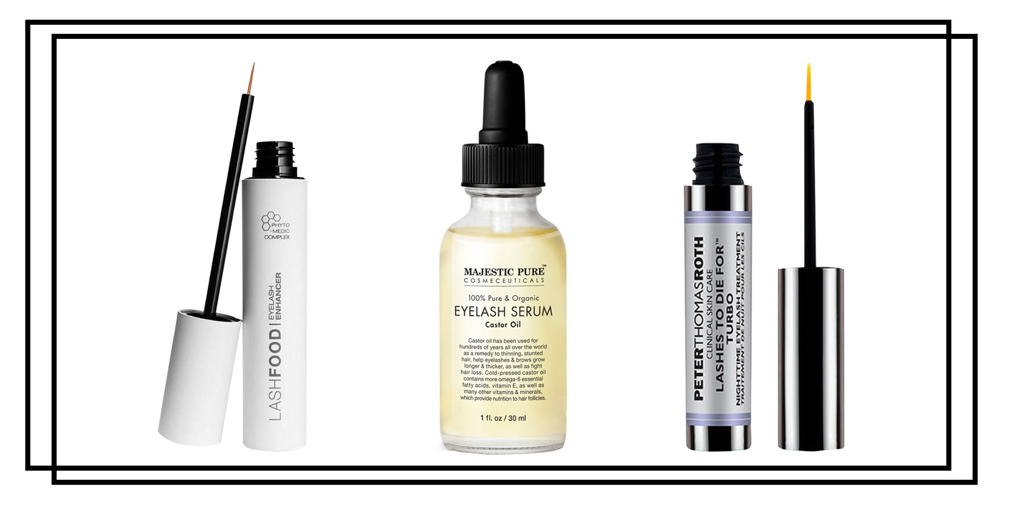 10 Eyelash Growth Serums That Will Give You The Lashes Of Your Dreams
